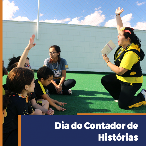Dia do Contador de Histórias