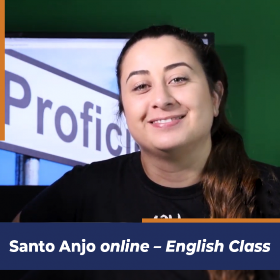 Aula extracurricular – English Class online